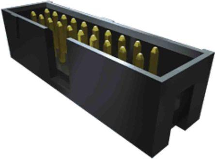 Samtec , TST, 24 Way, 2 Row, Straight PCB Header