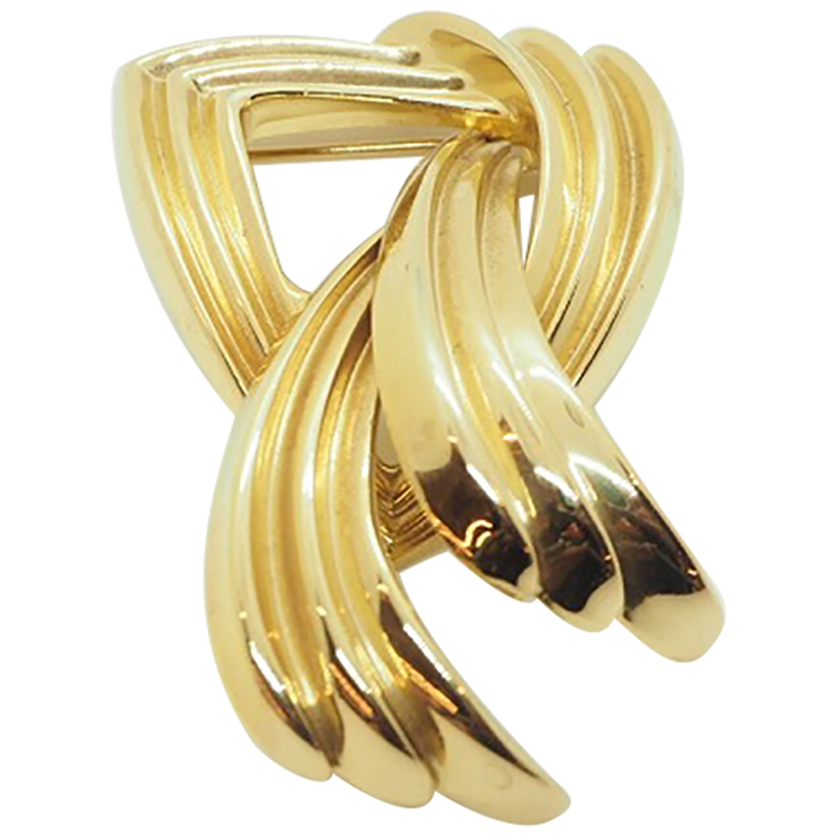 Dior \N Gold Gold plated Pins & brooches for Women \N