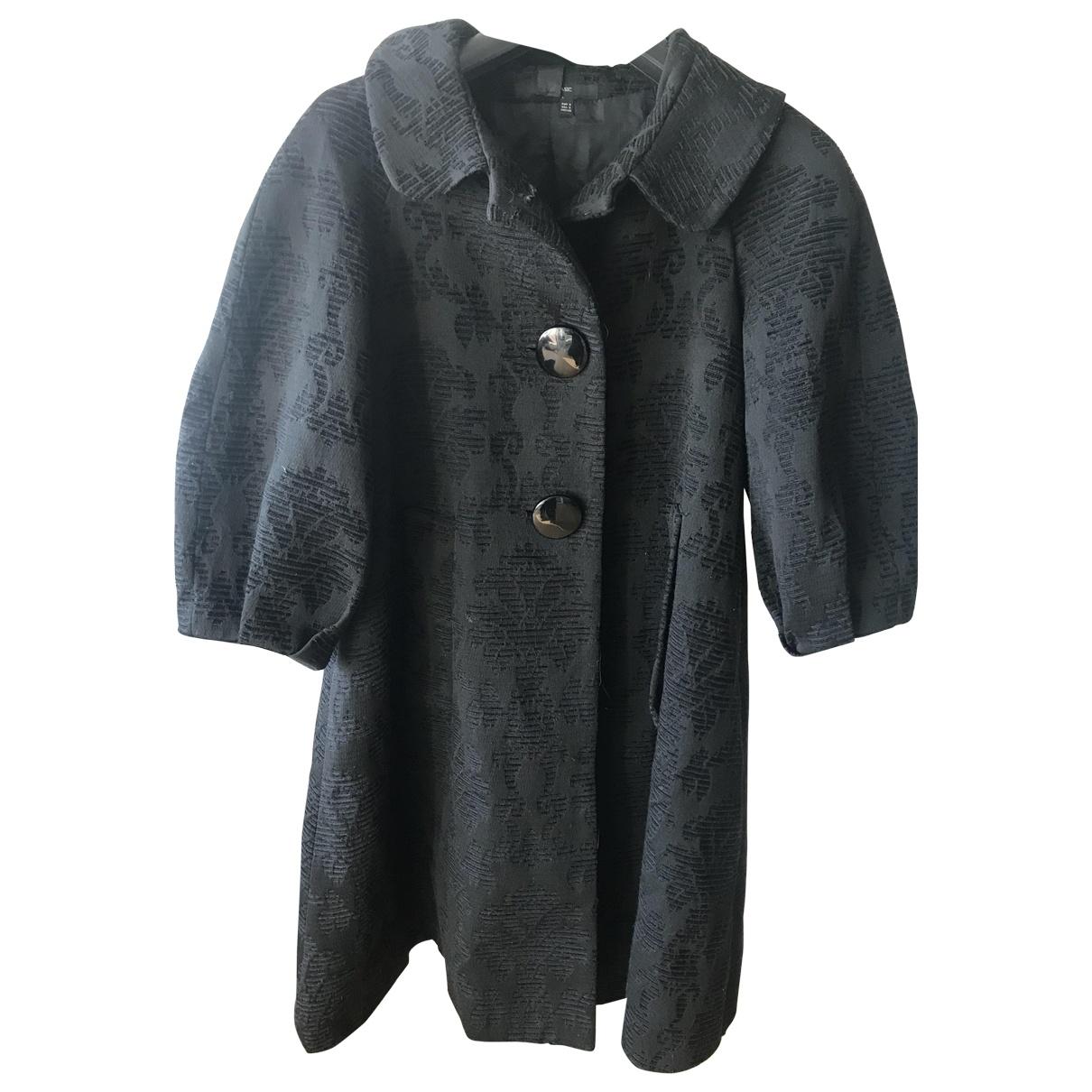 Zara \N Black coat for Women S International