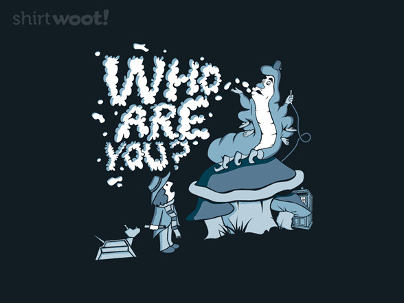 The Doctor In Wonderland T Shirt