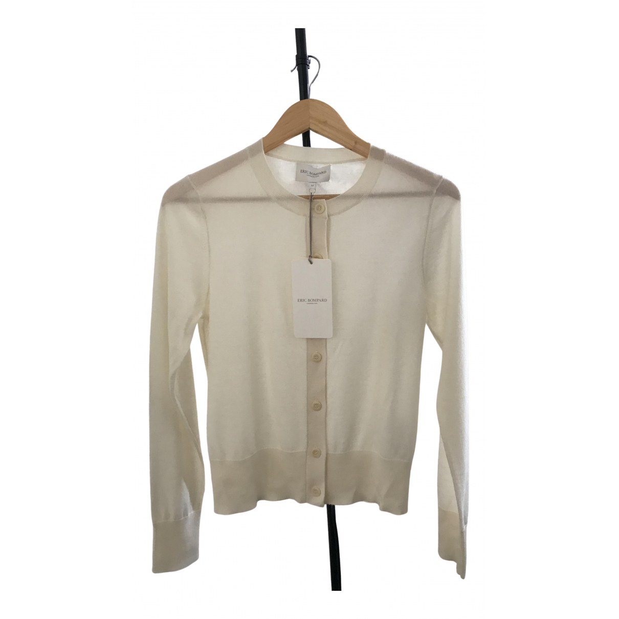 Eric Bompard \N Ecru Cashmere Knitwear for Women M International