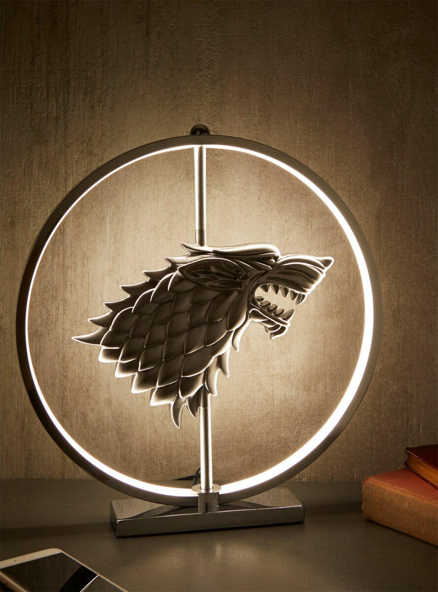 Game Of Thrones Stark LED Table Lamp