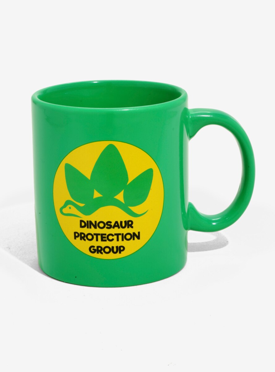 Jurassic World Protection Mug