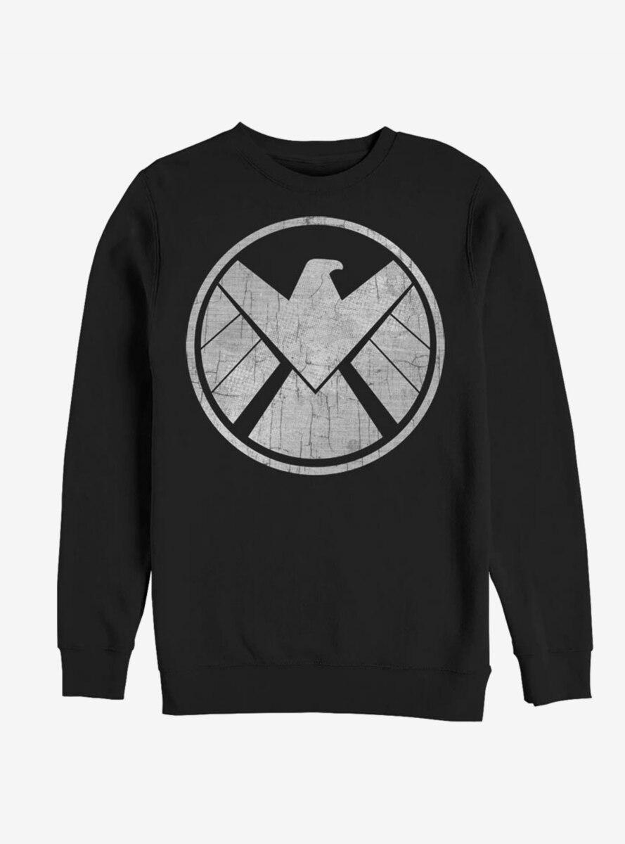Marvel Avengers Vintage Shield Sweatshirt
