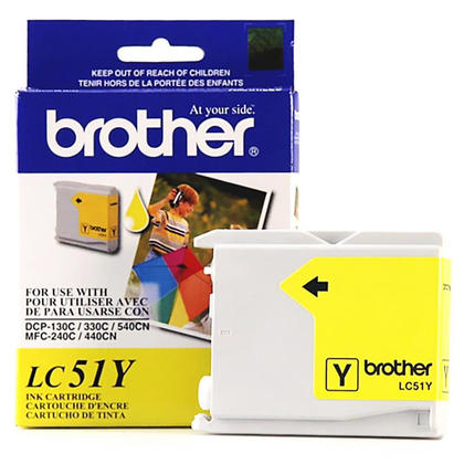 Brother MFC-5460CN originale jaune cartouche d'encre