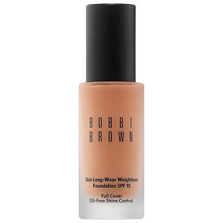 Bobbi Brown Skin Long-Wear Weightless Foundation SPF 15, One Size , Beige