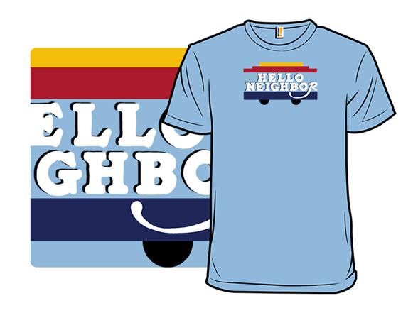 Neighborhood Friends T Shirt