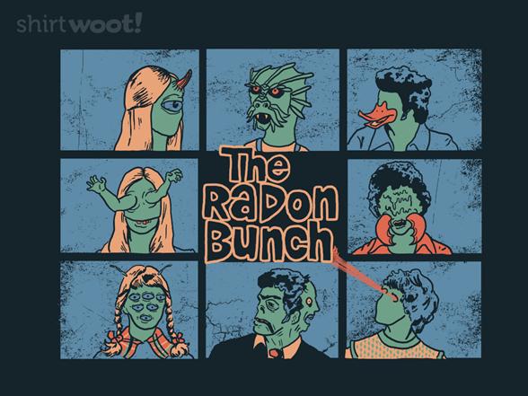 The Radon Bunch T Shirt