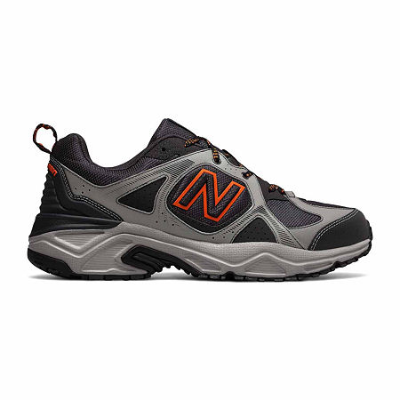 New Balance 481 All Terrain Mens Walking Shoes, 9 1/2 Extra Wide, Gray