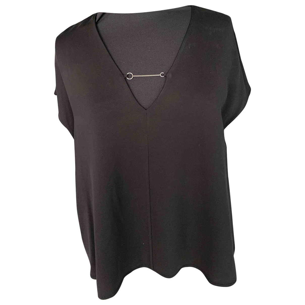 T By Alexander Wang \N Black  top for Women 8 UK