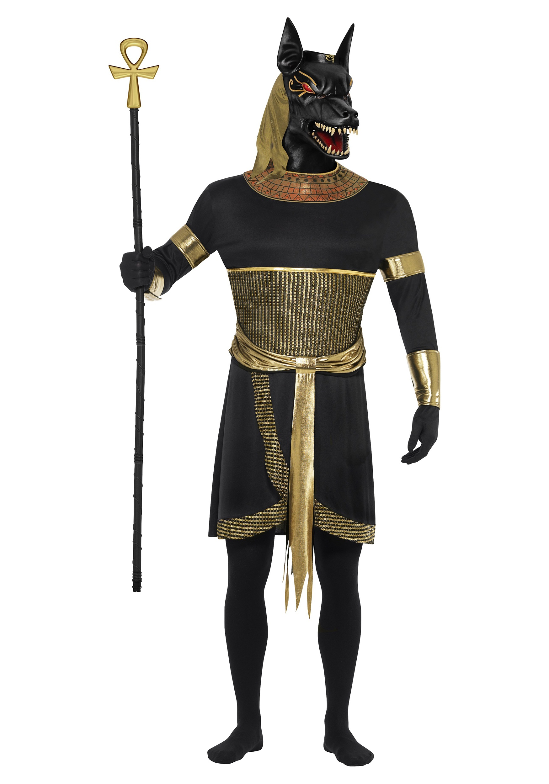 Men's Anubis the Jackal Costume For Adults