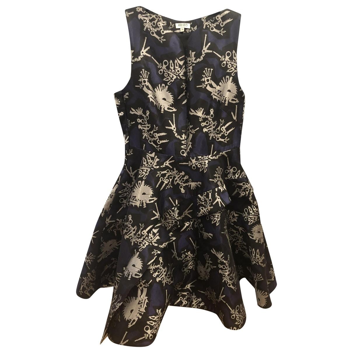 Kenzo \N Blue dress for Women 36 FR