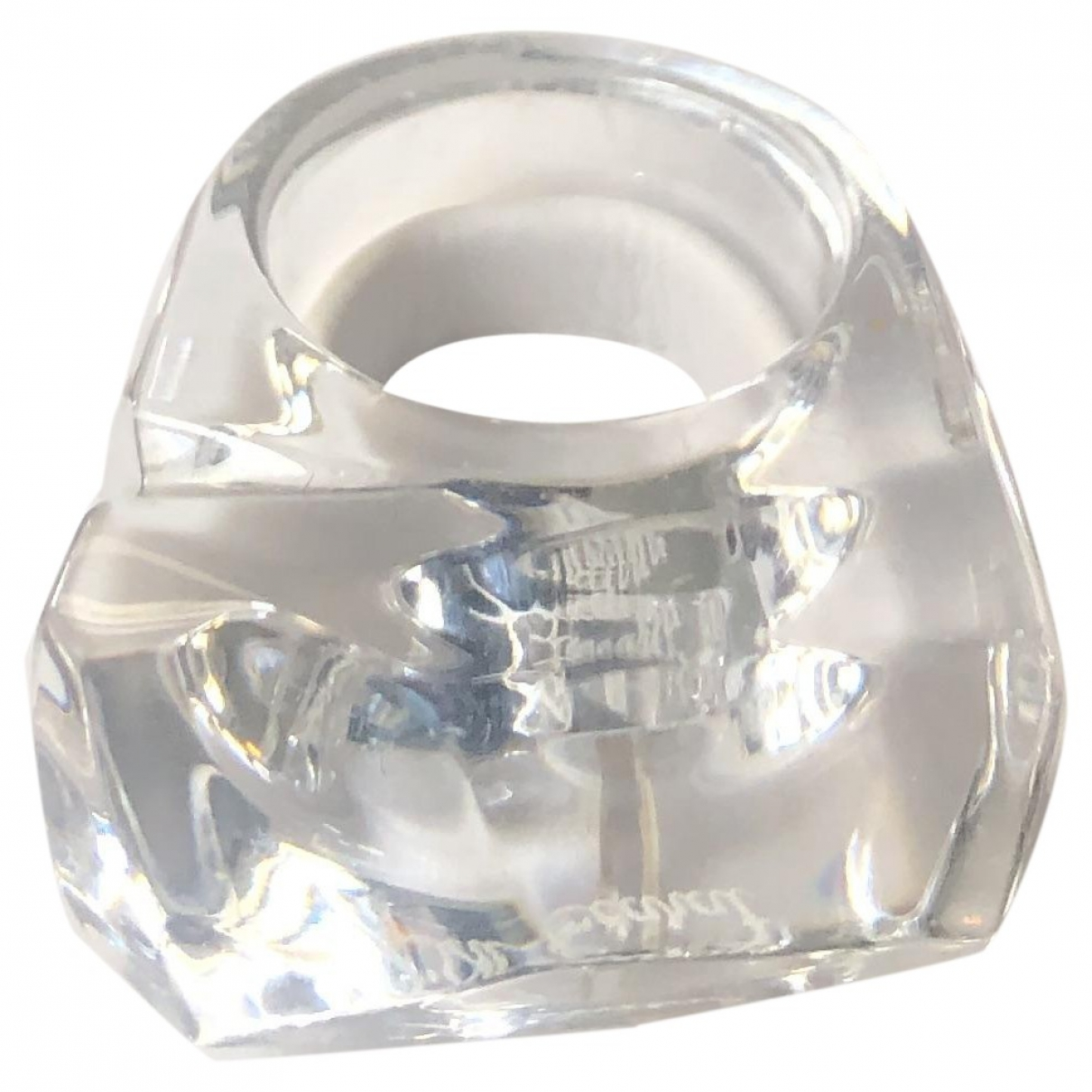 Baccarat \N Crystal ring for Women 49 MM