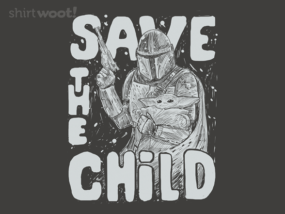 Save The Child T Shirt