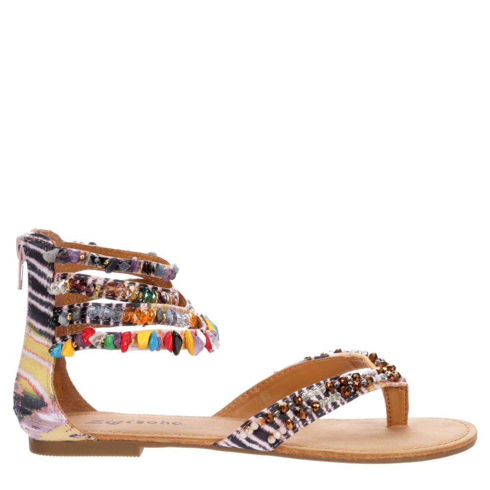 Zigi Soho Womens Talisa Flat Thong Sandal
