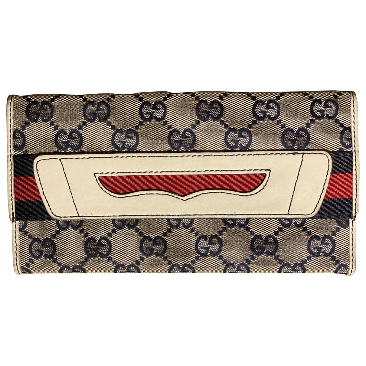 Gucci \N Multicolour Cloth wallet for Women \N
