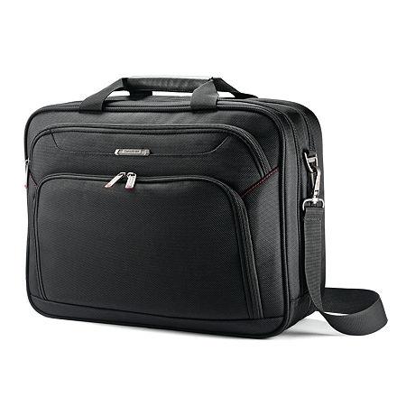 Samsonite Xenon 3.0 Toploader TSA Briefcase, One Size , Black