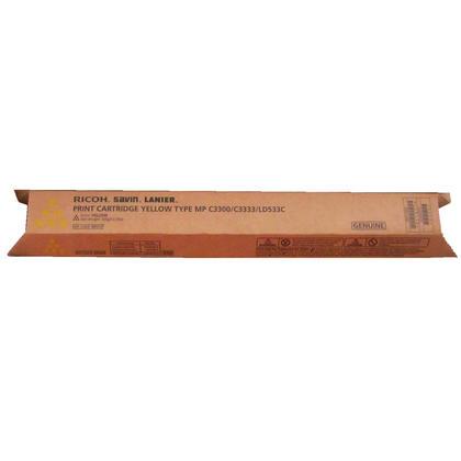 Ricoh 841277 cartouche de toner originale jaune 15000 pages (841421)