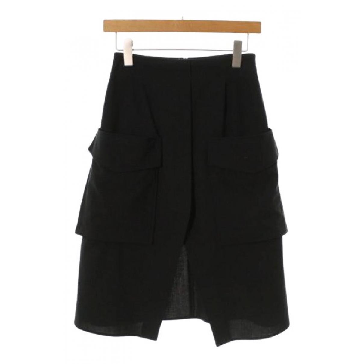 Acne Studios \N Black skirt for Women 34 FR
