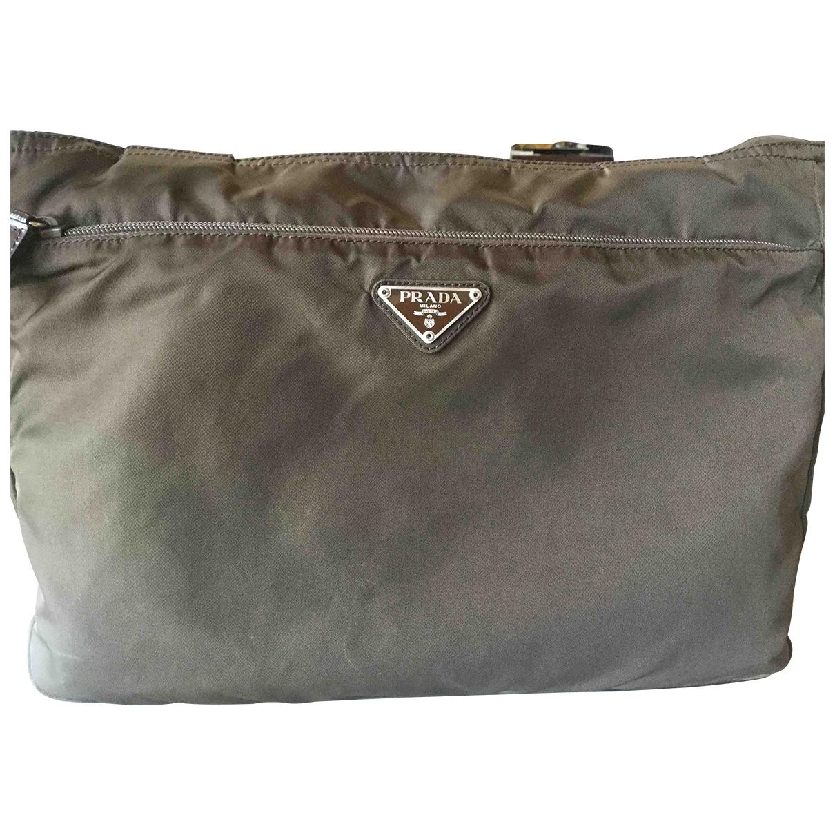 Prada \N Brown handbag for Women \N