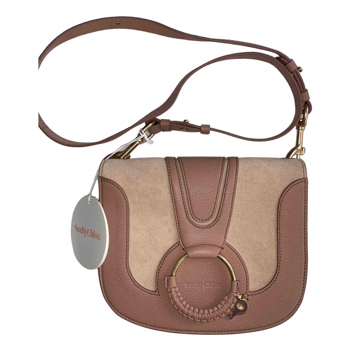 See By Chloé \N Pink Leather handbag for Women \N