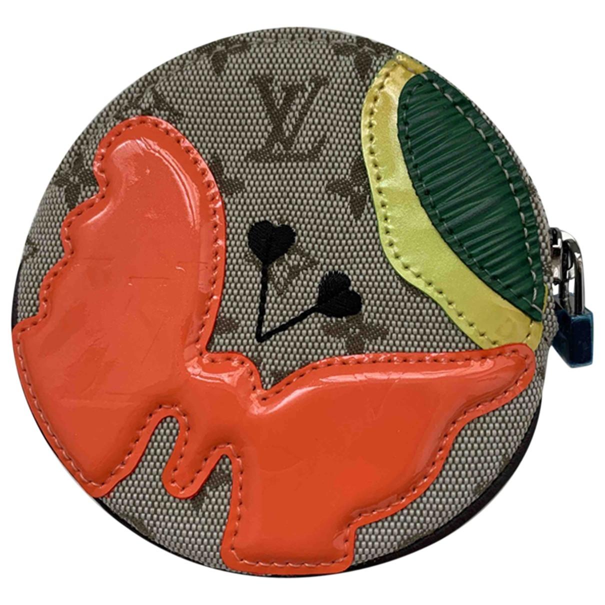 Louis Vuitton \N Multicolour Cloth Purses, wallet & cases for Women \N