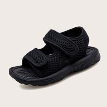 Toddler Boys Velcro Strap Sandals