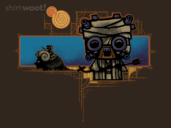A Tusken Tapestry T Shirt