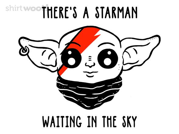 Starman T Shirt