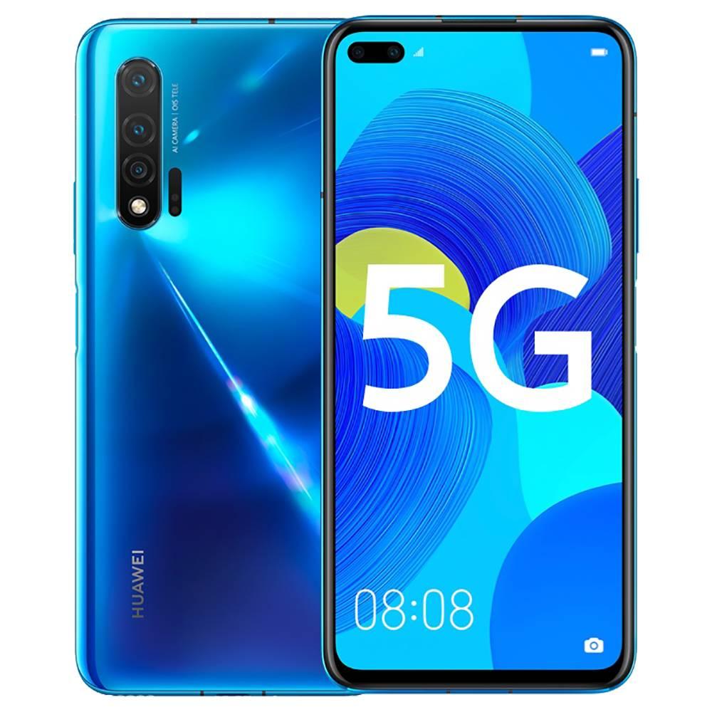 HUAWEI Nova 6 5G Smartphone 8GB 256GB Blue