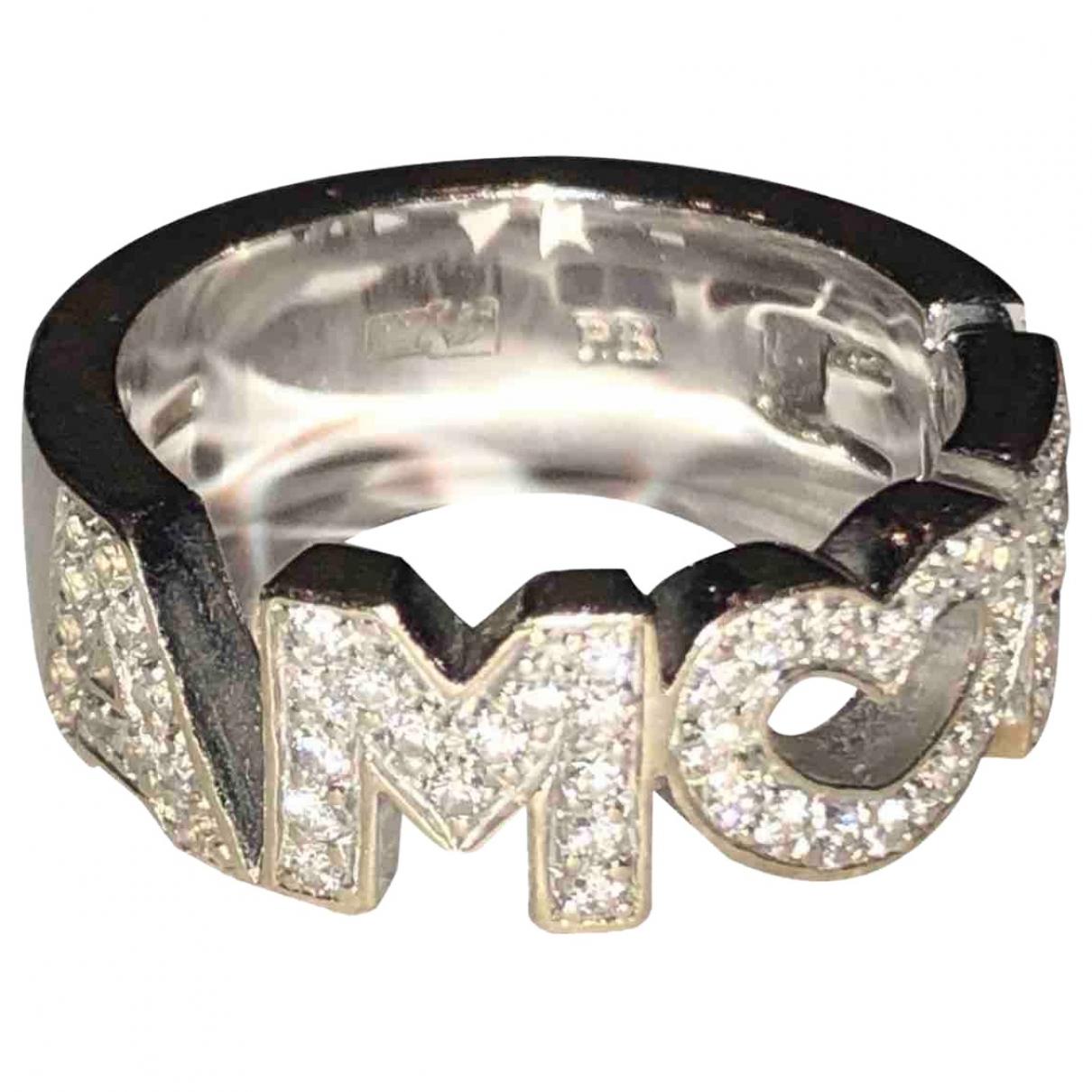 Pasquale Bruni \N Metallic White gold ring for Women \N