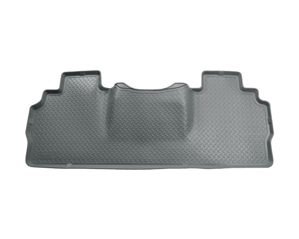 Husky Liners 60852 2nd Seat Floor Liner 06-09 Dodge Ram Mega Cab-Grey Classic Style