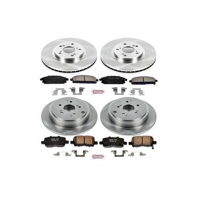 Power Stop 1-Click OE Replacement Brake Kits - KOE2291