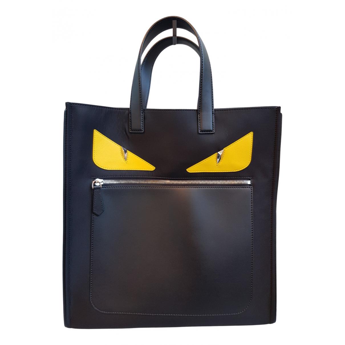 Fendi \N Black handbag for Women \N