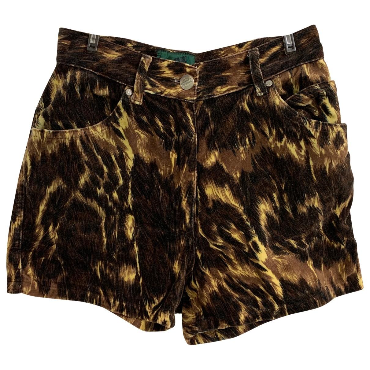 Jean Paul Gaultier \N Multicolour Shorts for Women 40 IT