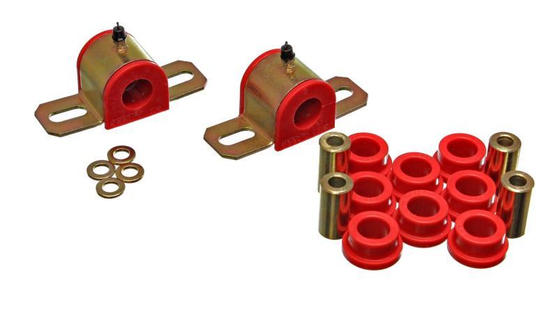 Energy Suspension 3.5205R Sway Bar Bushing Set Rear