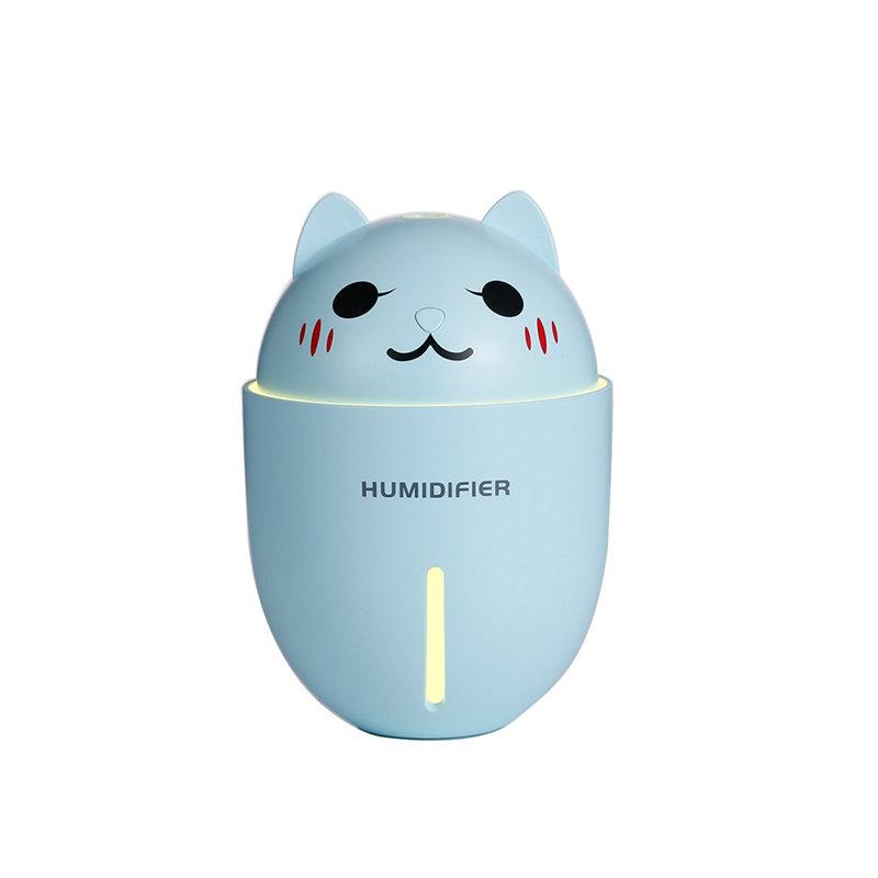 Three-in-one Humidifier Mini Night Light Small Humidifier Multi-functional Night Light