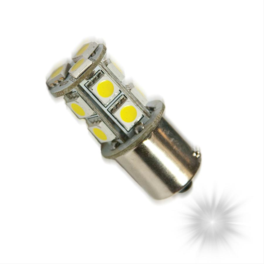 Oracle Lighting 5005-001 ORACLE 1156 13 LED 3-Chip Bulb (Single) - Cool White
