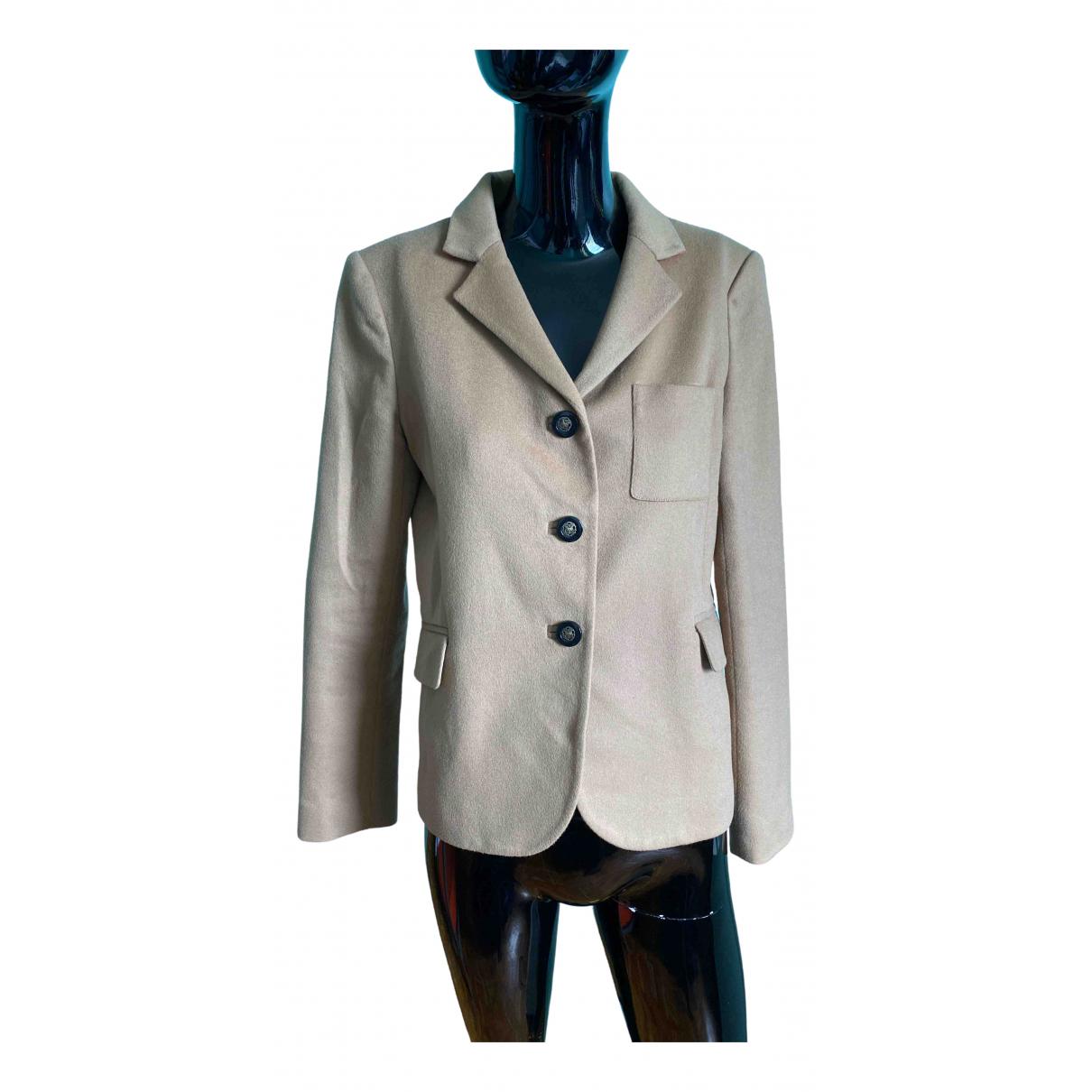 Tara Jarmon \N Brown Wool jacket for Women 40 FR
