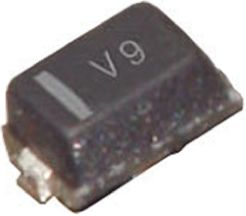 ON Semiconductor ESD9B3.3ST5G, Bi-Directional TVS Diode, 0.3W, 2-Pin SOD-923 (100)