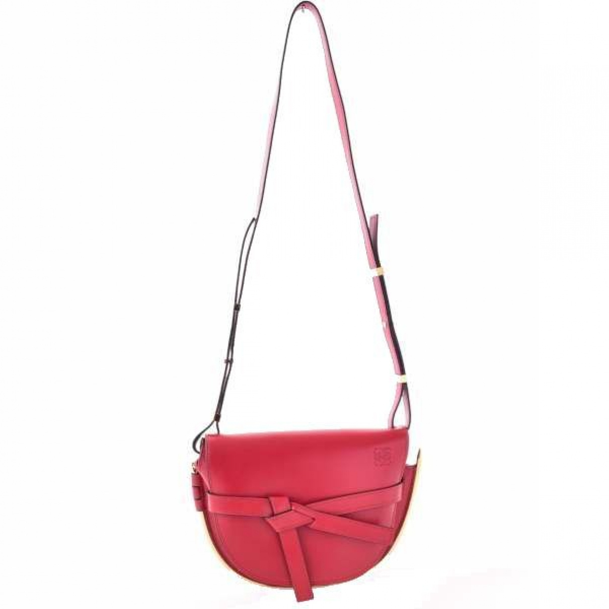Loewe Gate Red Leather handbag for Women \N