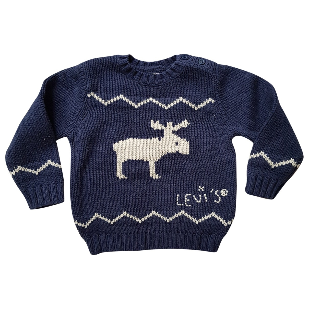 Levi's \N Blue Cotton Knitwear for Kids 2 years - up to 86cm FR