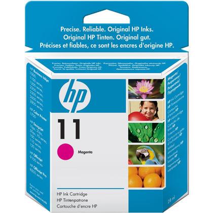 HP 11 C4837AN cartouche d'encre originale magenta 28ml