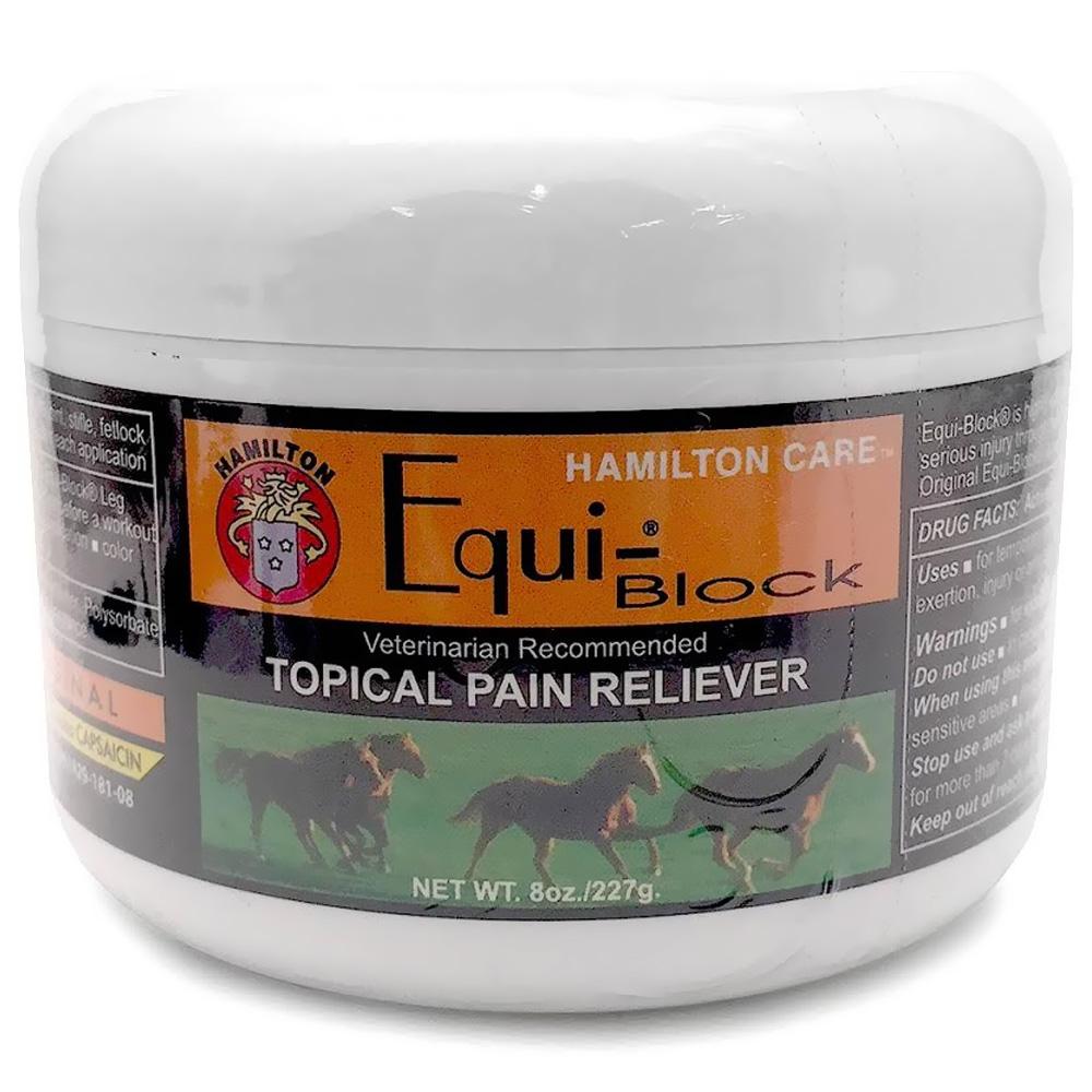 Equi-Block for HORSES (8 oz)