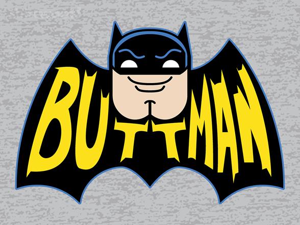 Classic Buttman T Shirt