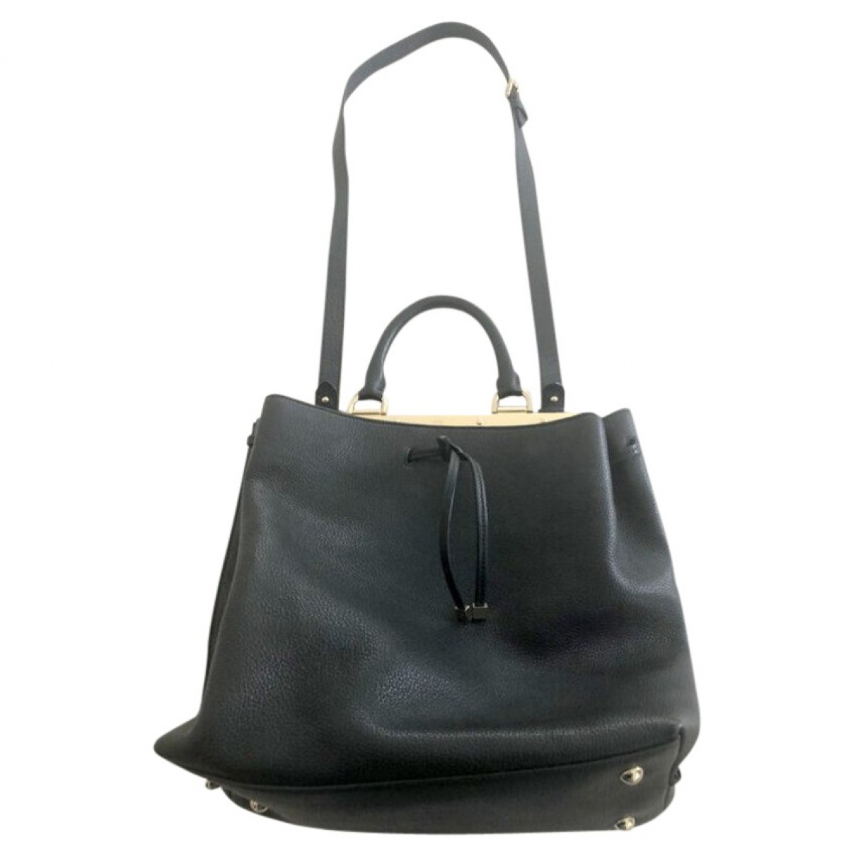 Mulberry \N Black Leather handbag for Women \N