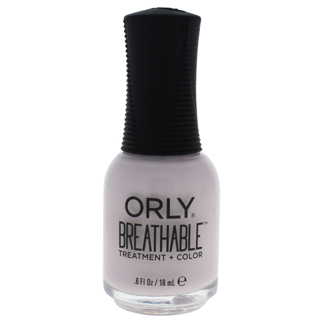 Breathable Treatment + Color - Barely There