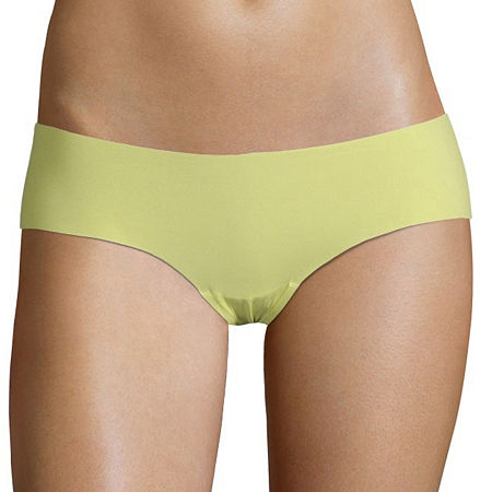 Flirtitude No Show Cheeky Panty, X-large , Green