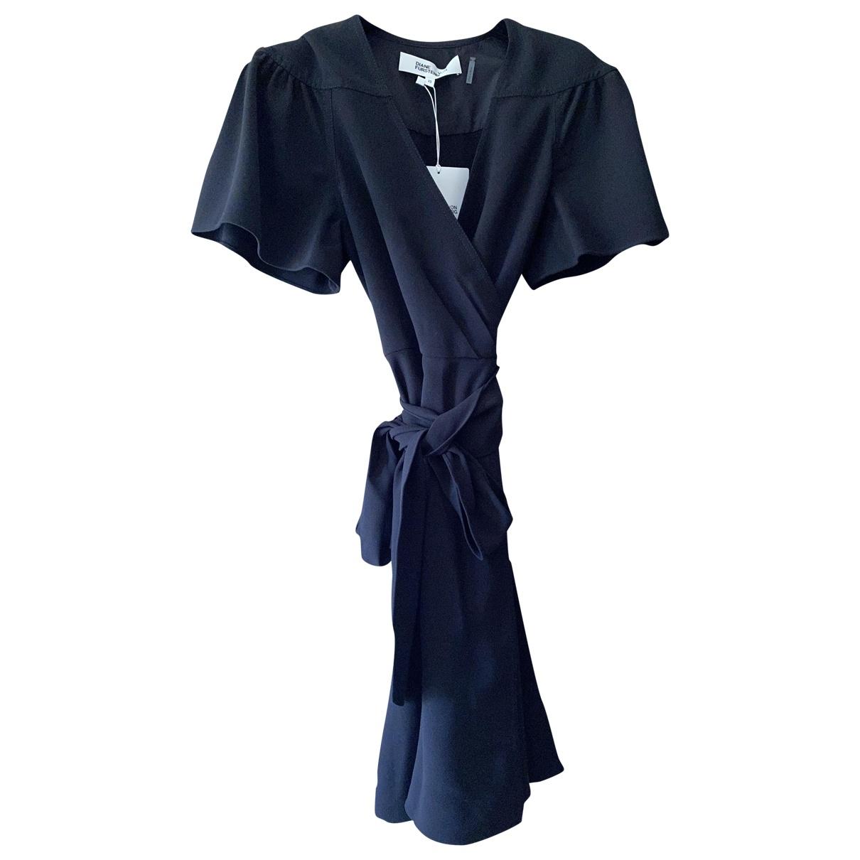 Diane Von Furstenberg \N Black dress for Women XS International