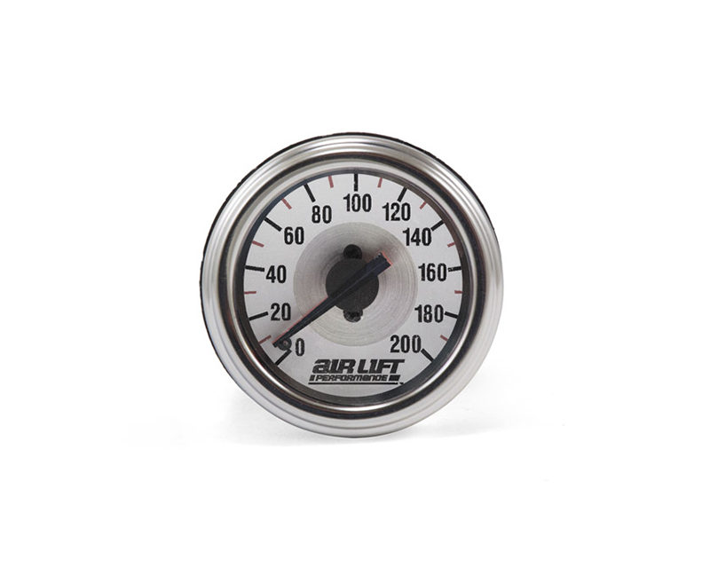 Air Lift 26228 Performance Dual Needle Gauge 200 PSI